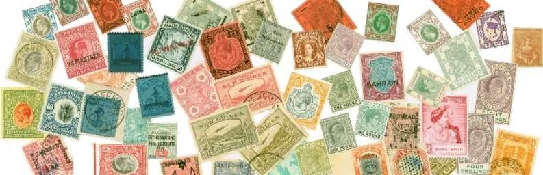 Commonwealth stamp dealers